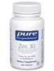 Zinc 30 mg, 180 vcaps