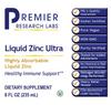 Liquid Zinc Ultra, 8 oz