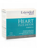 Extended Health Heart Plus Detox Formula, 120 Ct / 2 Bottle Set