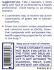 Premier Green Tea Extract, 120 Vegetarian Capsules