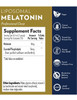 Liposomal Melatonin, 4 mg