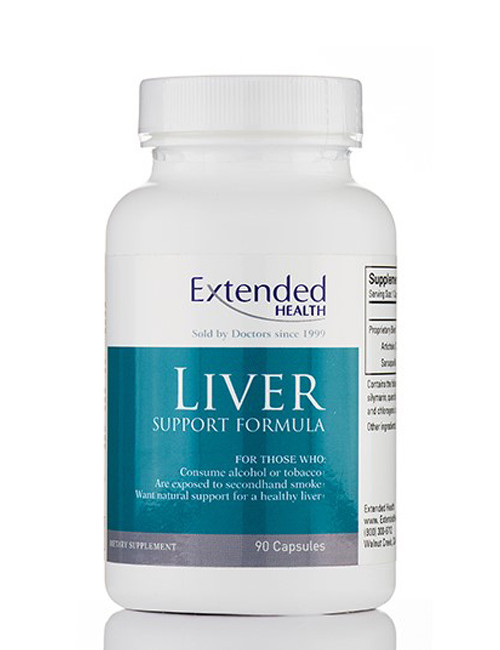 Extended Health Liver Support Formula 90 caps