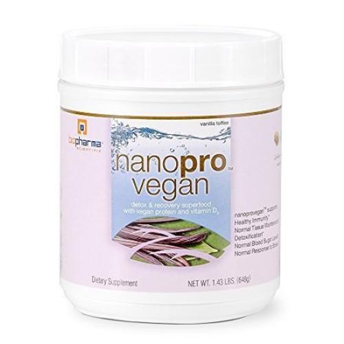 NanoPro Vegan Protein Powder 1.43 lbs