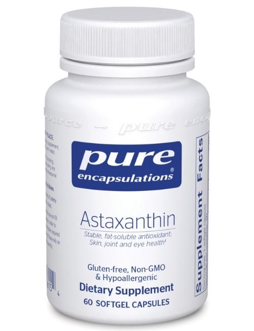 Astaxanthin 60 gels