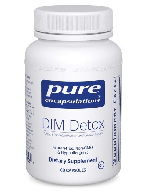 DIM Detox 60 vcaps