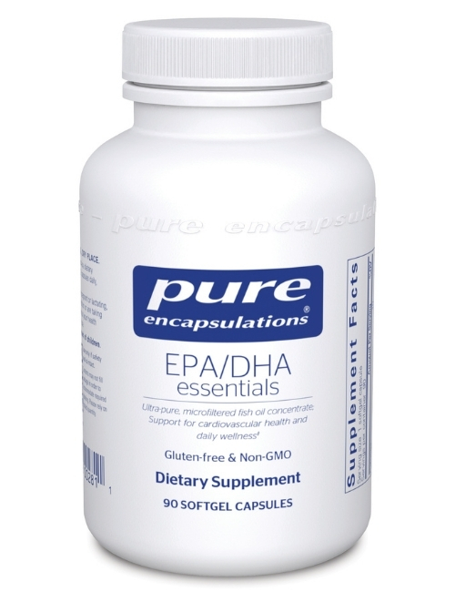 EPA-DHA Essentials 1000 mg, 90 gels