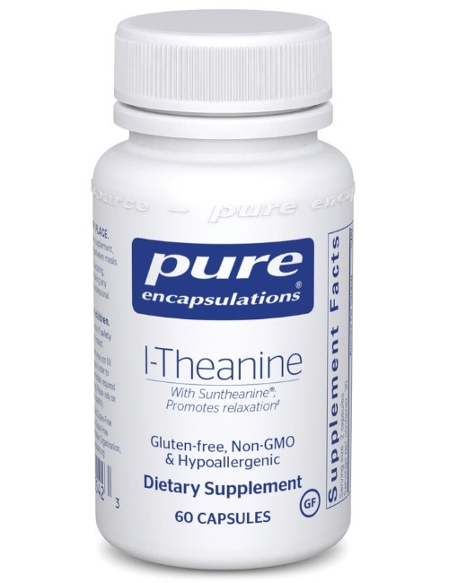 L-Theanine 400 MG, 60 Vcaps