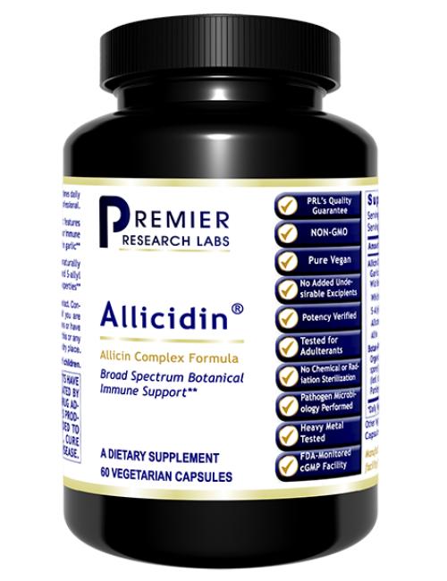 Allicidin, 60 Vcaps