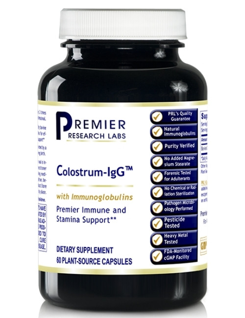 Colostrum-IgG, 60 Vcaps