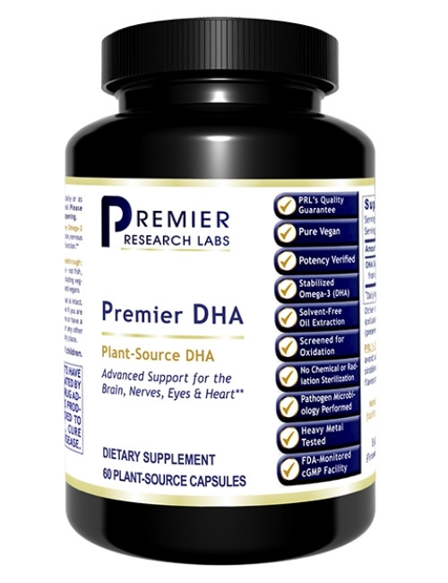 Premier DHA, 60 caps