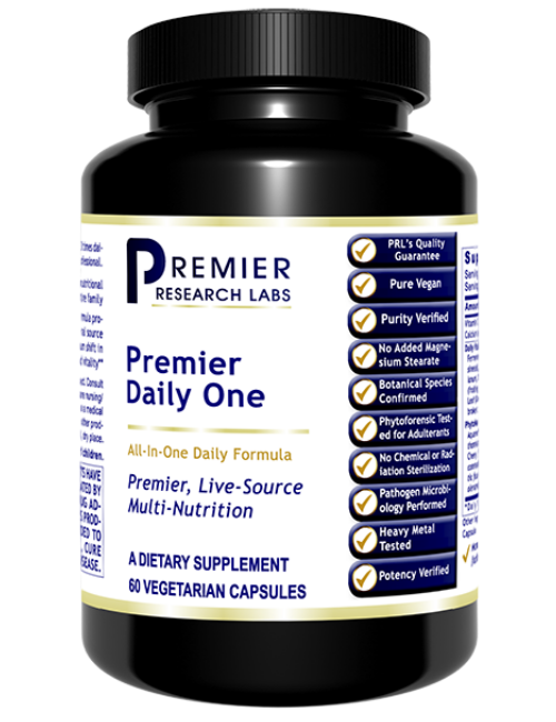 Premier Daily One, 60 Vcaps
