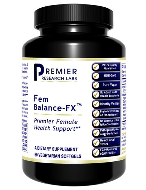 Fem Balance-FX, 60 Vcaps