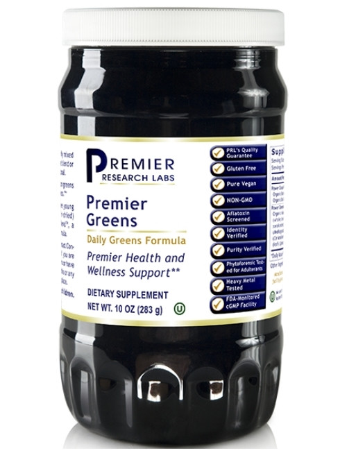 Premier Greens Powder, 10 oz