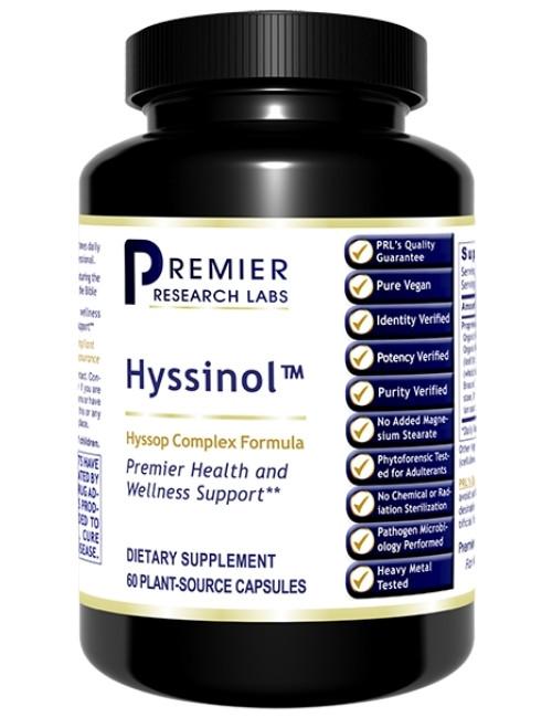 Hyssinol, 60 Vcaps