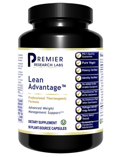 Lean Advantage, 60 Vcaps