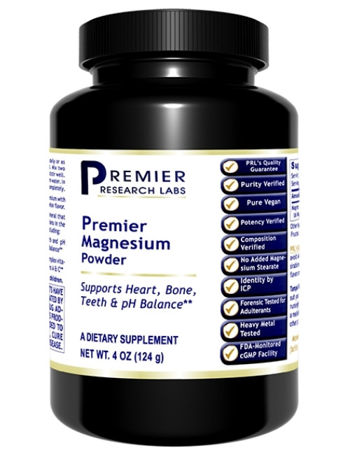 Premier Magnesium (Powder), 4 oz