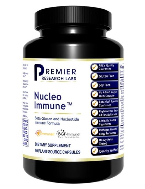 Nucleo Immune, 60 Vcaps