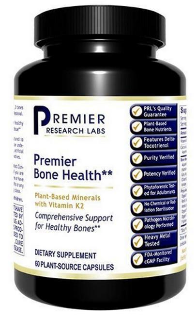Premier Bone Health (formerly OsteoVen), 60 Vcaps