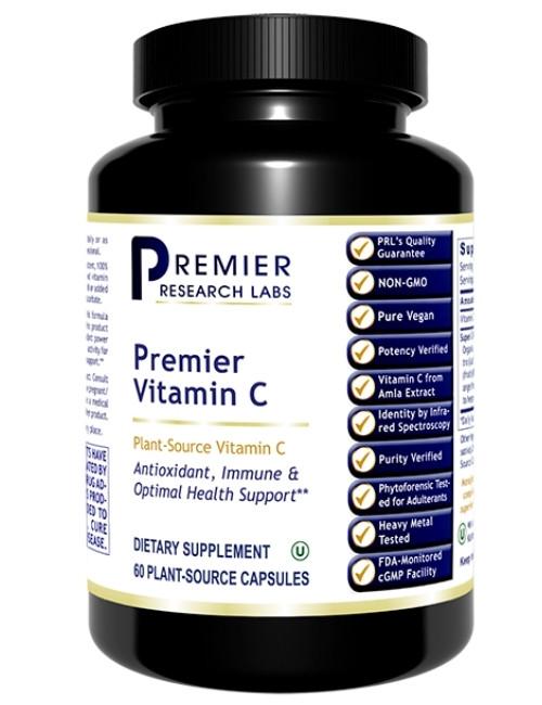 Premier Vitamin C, 60 Vcaps