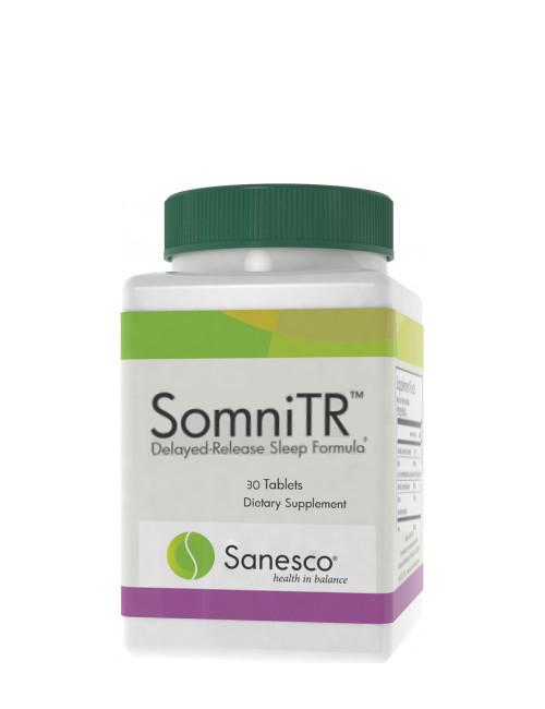 SomniTR - Systemic Sleep Formula 30 Tablets
