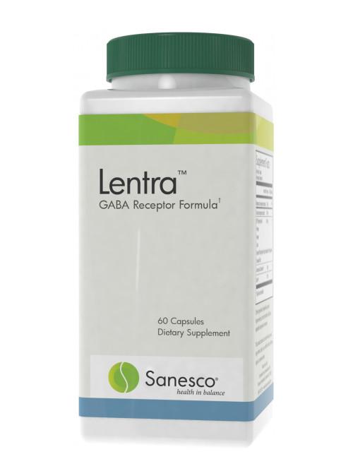 Lentra GABA Receptor Formula 60 Capsules
