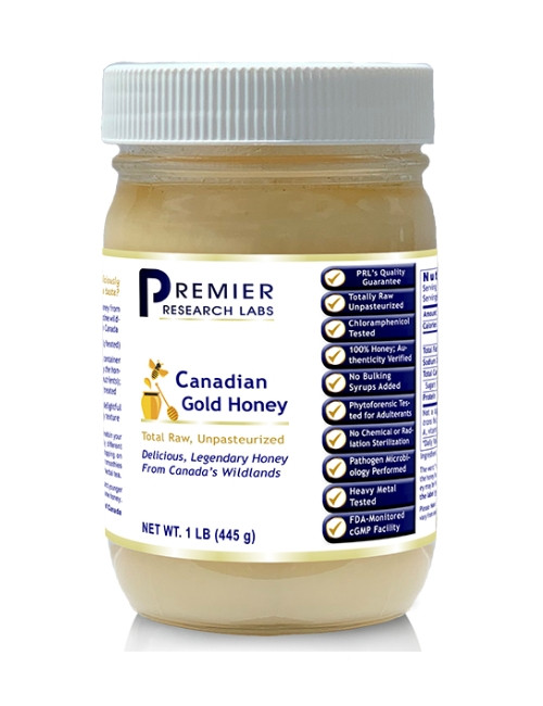 Canadian Gold Honey, 1 LB
