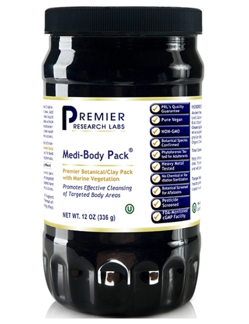 Medi-Body Pack, 12 oz