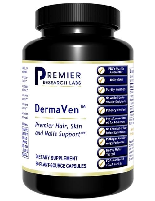 DermaVen, 60 Vcaps