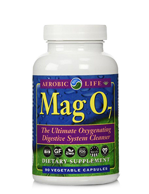 Aerobic Life Mag O7 Oxygen Cleanse, 90 Vcaps
