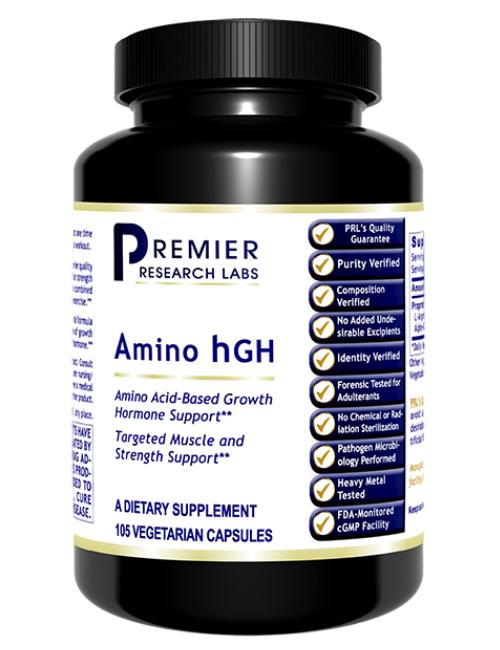 Amino hGH, 105 Vcaps