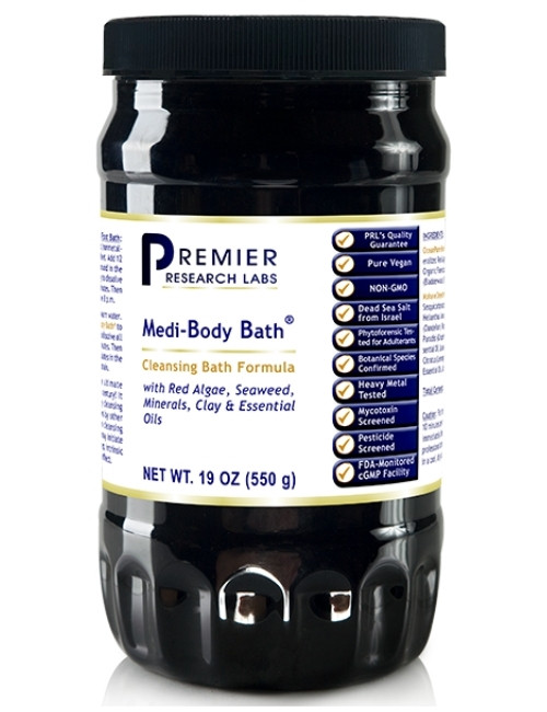 Medi-Body Bath, 19 oz