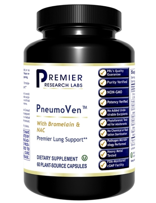 PneumoVen, 60 Vcaps