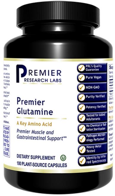 Premier Glutamine, 100 Vcaps