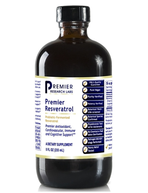 Premier Resveratrol, 8 fl oz