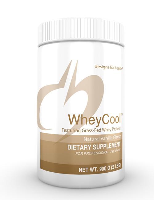 Whey Cool Natural Vanilla Flavor, 900 g