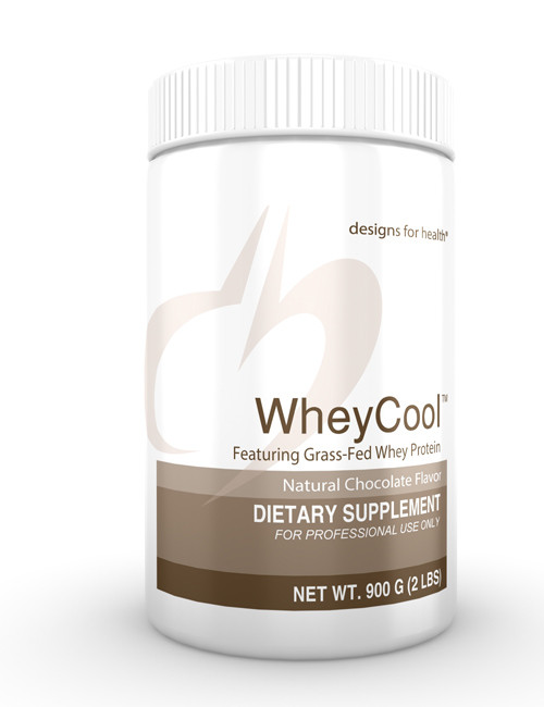 Whey Cool Natural Chocolate Flavor, 900 g
