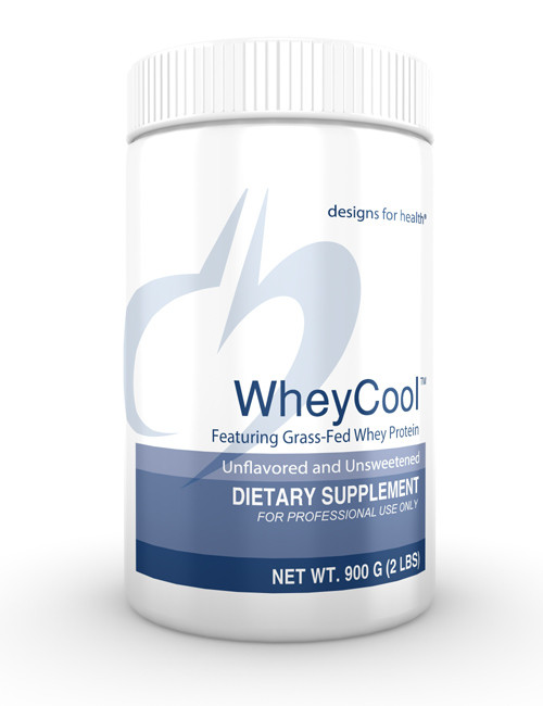 Whey Cool Natural Flavor Unsweetened, 900 g