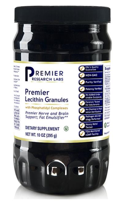 Premier Lecithin Granules, 10 oz