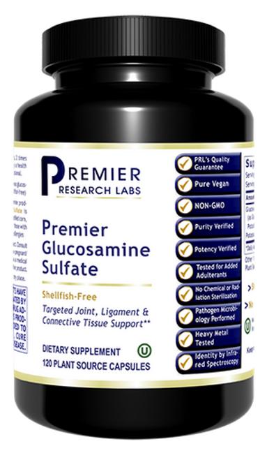 Premier Glucosamine Sulfate, 120 Vcaps