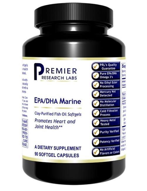 EPA/DHA Marine Softgels, 90 softgels