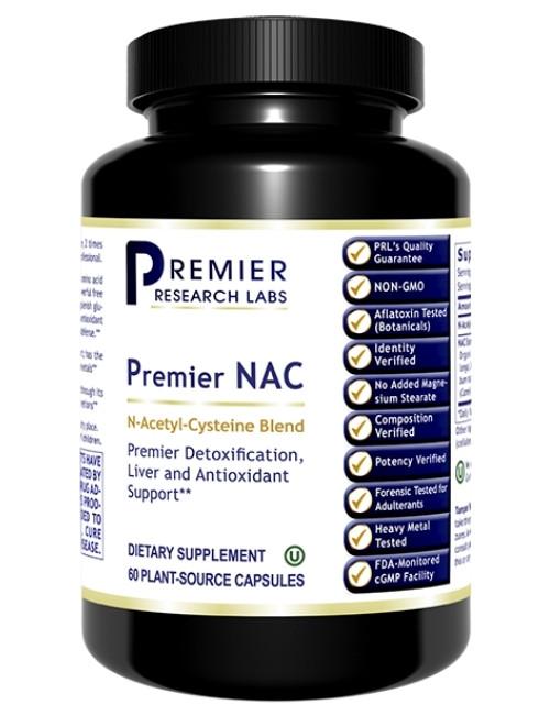 Premier NAC, 60 Vcaps