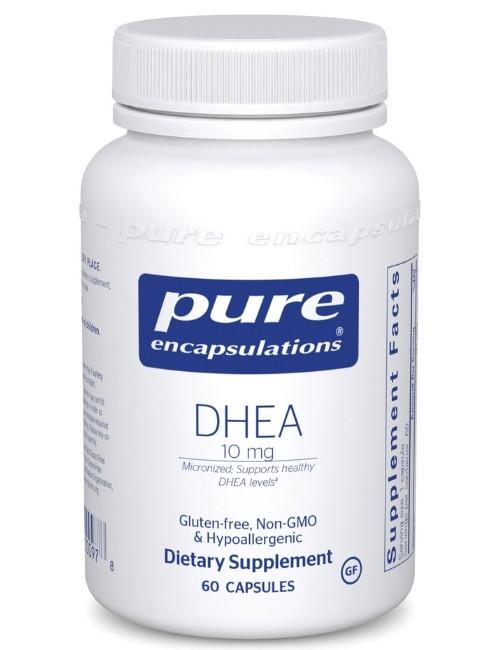 DHEA (micronized) 10 mg, 180 Vcaps
