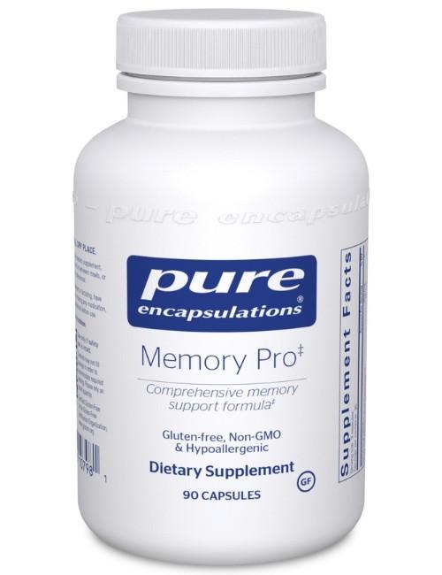 Memory Pro, 90 Vcaps