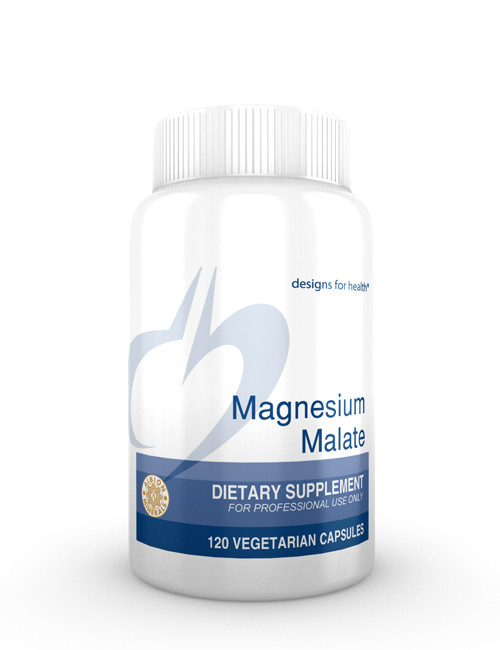Magnesium Malate, 120 Vcaps