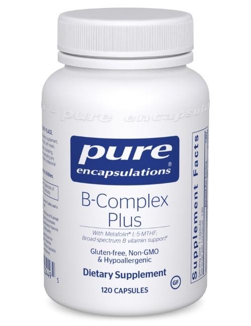 B-Complex Plus, 120 Vcaps