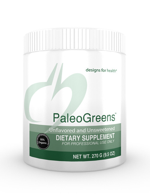 PaleoGreens™ Unflavored/Unsweetened 270 g