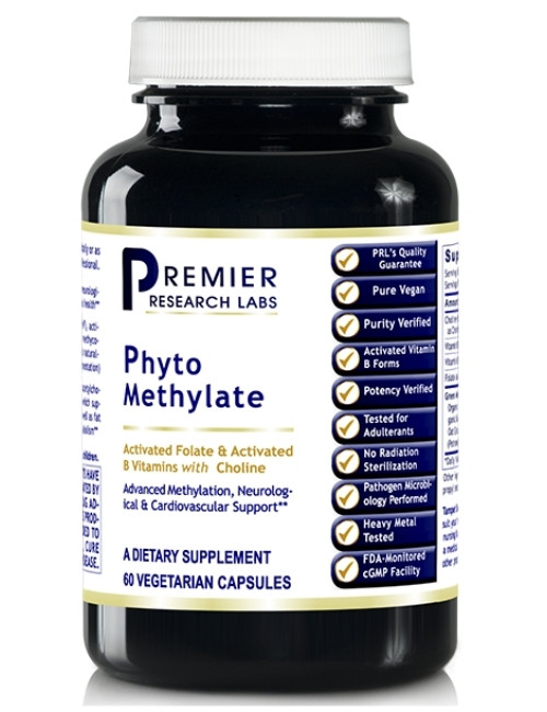 Phyto Methylate, 60 Vcaps