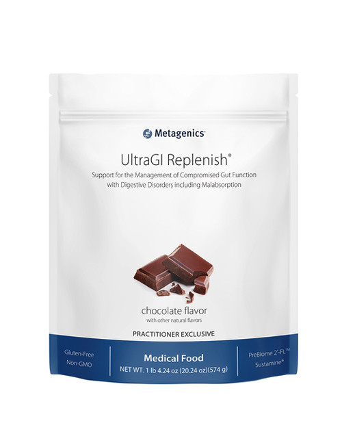 UltraGI Replenish Chocolate 14 servings