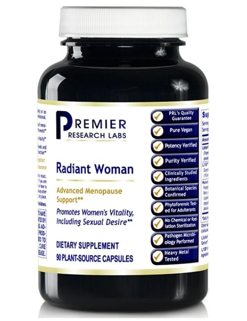 Radiant Woman, 90 Vegetarian Capsules