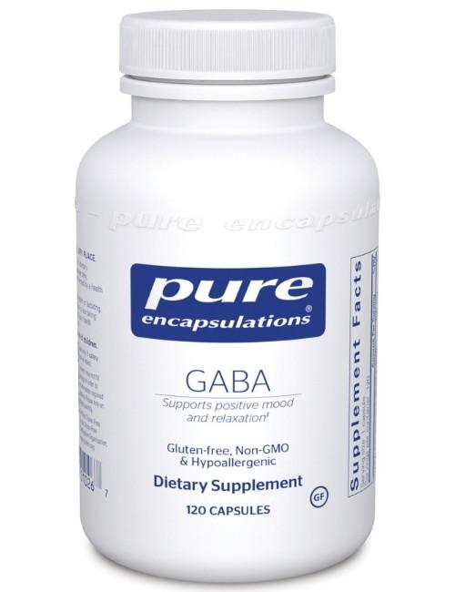 GABA, 120 caps